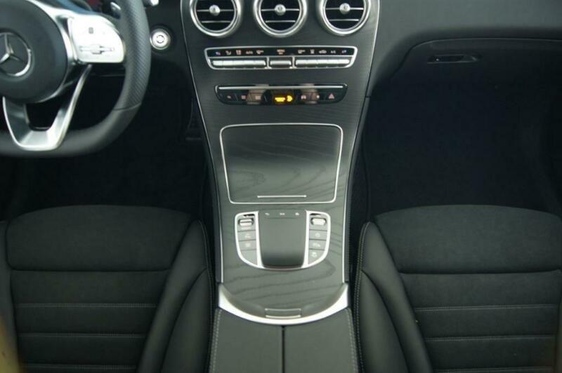 Mercedes GLC 300 E 211+122CH AMG LINE 4MATIC 9G-TRONIC EURO6D-T-EVAP-ISC Noir occasion à Villenave-d'Ornon - photo n°8