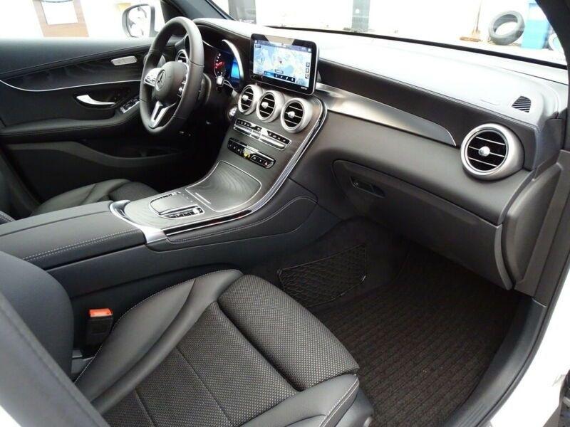 Mercedes GLC 300 E 211+122CH AVANTGARDE LINE 4MATIC 9G-TRONIC EURO6D-T-EV Blanc occasion à Villenave-d'Ornon - photo n°7