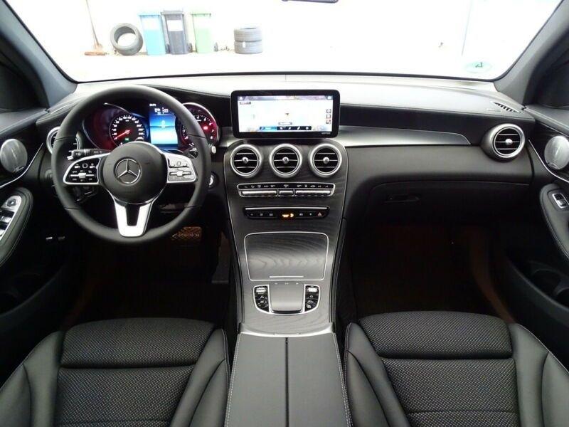 Mercedes GLC 300 E 211+122CH AVANTGARDE LINE 4MATIC 9G-TRONIC EURO6D-T-EV Blanc occasion à Villenave-d'Ornon - photo n°9