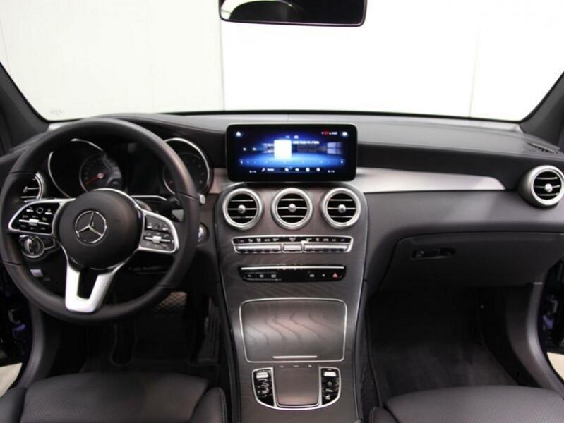 Mercedes GLC 300 E 211+122CH BUSINESS LINE 4MATIC 9G-TRONIC EURO6D-T-EVAP Bleu occasion à Villenave-d'Ornon - photo n°6