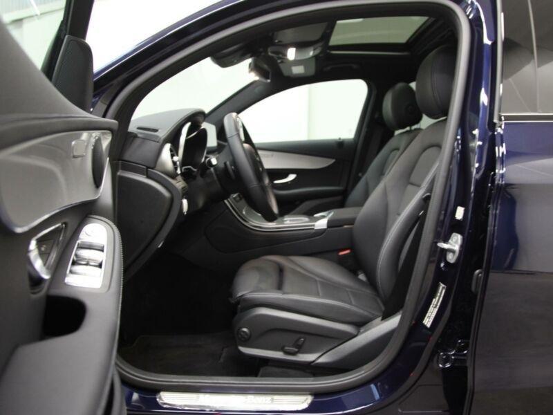 Mercedes GLC 300 E 211+122CH BUSINESS LINE 4MATIC 9G-TRONIC EURO6D-T-EVAP Bleu occasion à Villenave-d'Ornon - photo n°4