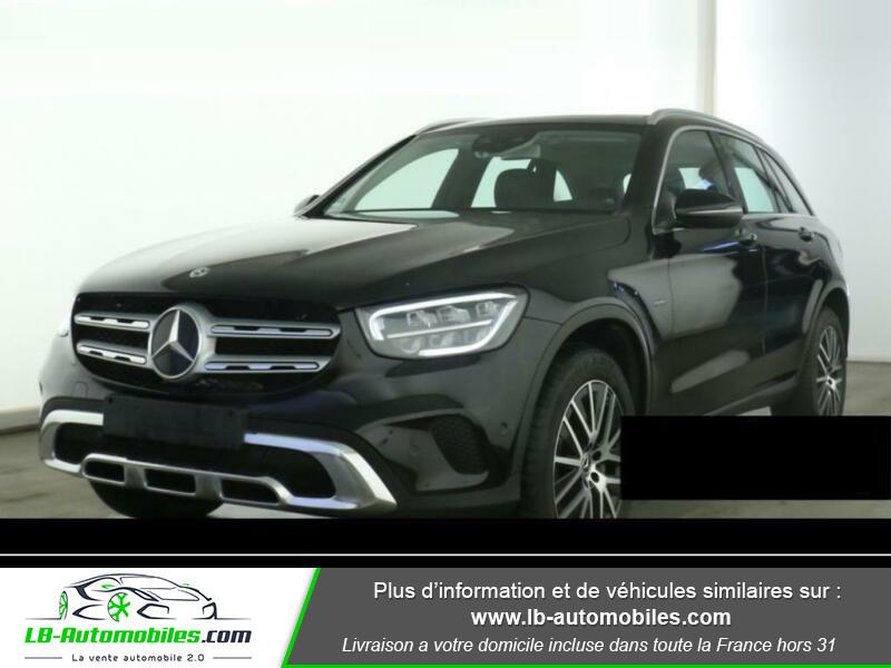 Mercedes GLC 300 e 4Matic Noir occasion à Beaupuy