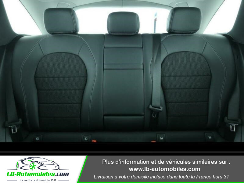 Mercedes GLC 300 e 4Matic Noir occasion à Beaupuy - photo n°5