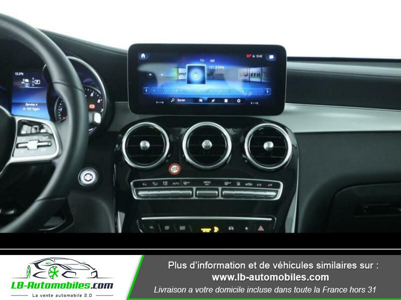 Mercedes GLC 300 e 4Matic Noir occasion à Beaupuy - photo n°7