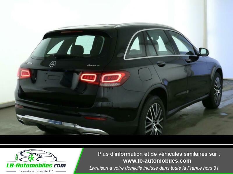 Mercedes GLC 300 e 4Matic Noir occasion à Beaupuy - photo n°3