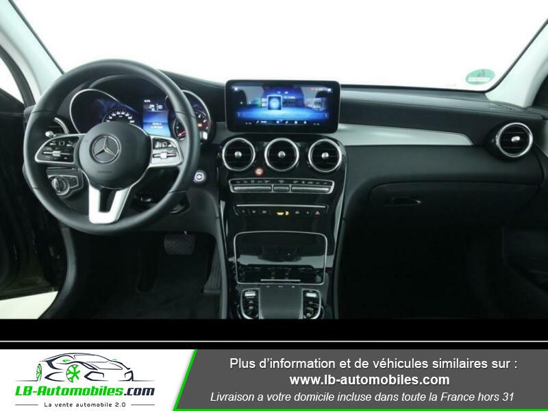 Mercedes GLC 300 e 4Matic Noir occasion à Beaupuy - photo n°2