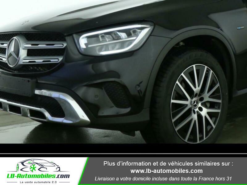 Mercedes GLC 300 e 4Matic Noir occasion à Beaupuy - photo n°8