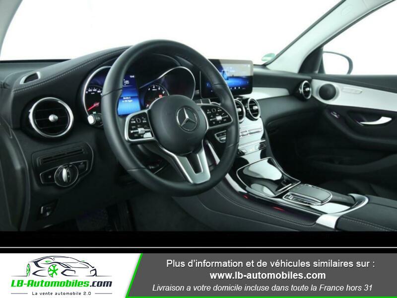Mercedes GLC 300 e 4Matic Noir occasion à Beaupuy - photo n°6