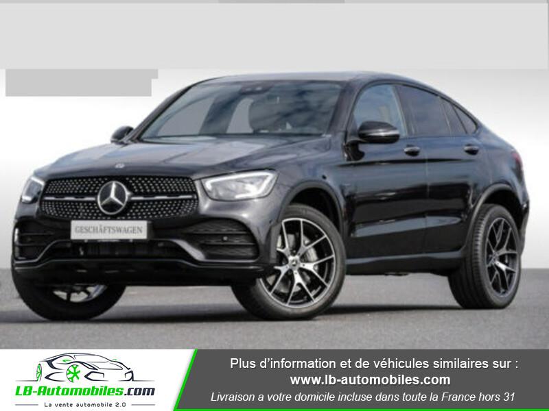 Mercedes GLC 300 e EQ POWER 9G-Tronic 4Matic / AMG Line Gris occasion à Beaupuy