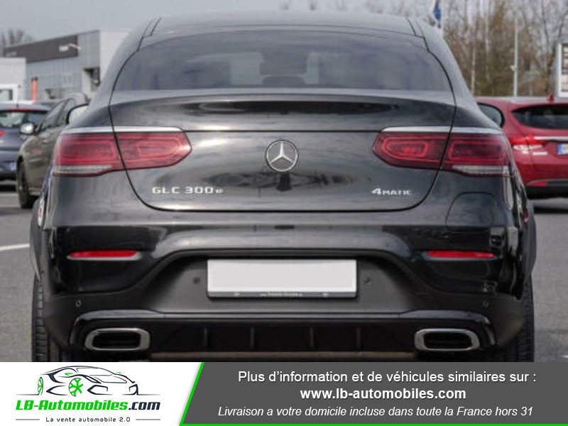 Mercedes GLC 300 e EQ POWER 9G-Tronic 4Matic / AMG Line Gris occasion à Beaupuy - photo n°15