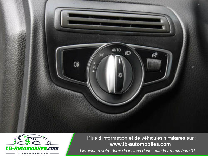 Mercedes GLC 300 e EQ POWER 9G-Tronic 4Matic / AMG Line Gris occasion à Beaupuy - photo n°14