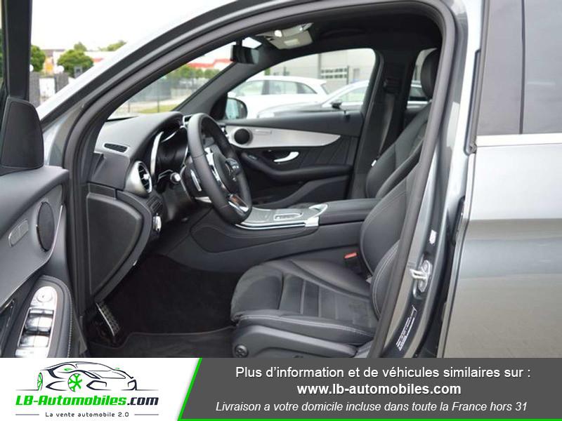 Mercedes GLC 300 e EQ POWER 9G-Tronic 4Matic Gris occasion à Beaupuy - photo n°8