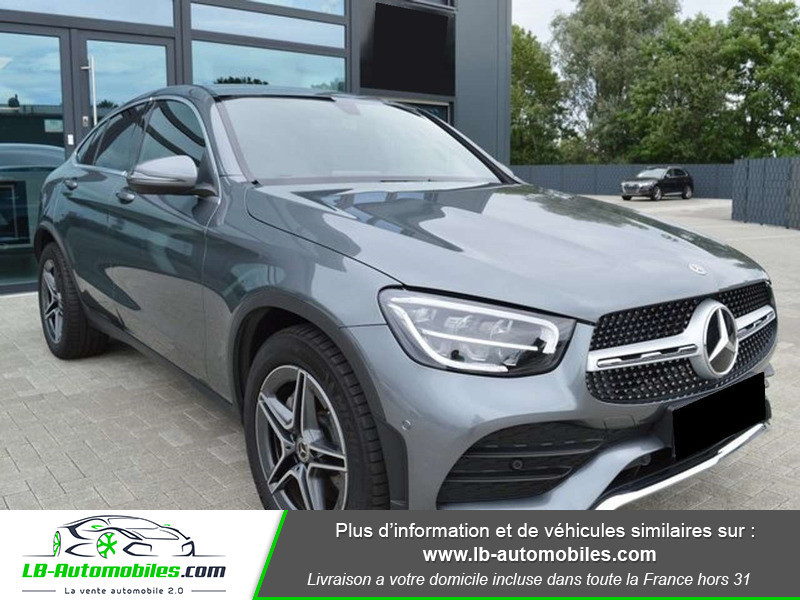 Mercedes GLC 300 e EQ POWER 9G-Tronic 4Matic Gris occasion à Beaupuy - photo n°4