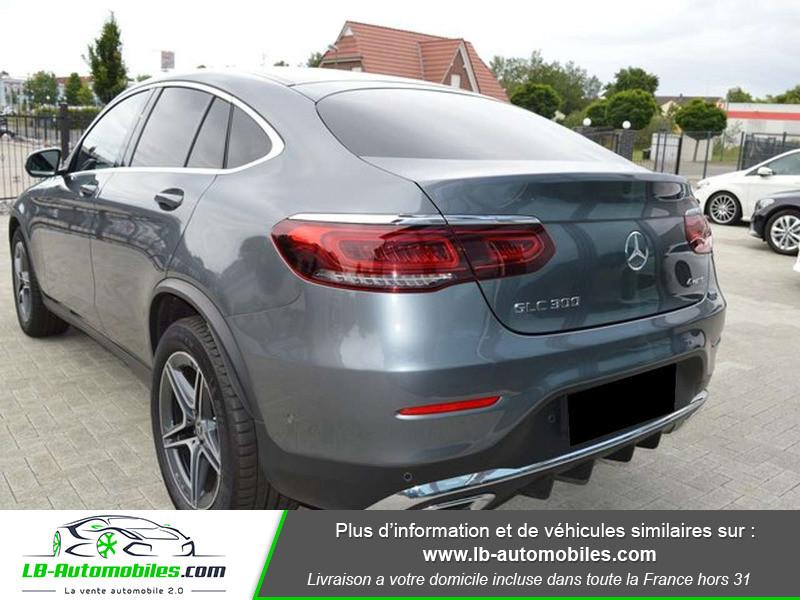 Mercedes GLC 300 e EQ POWER 9G-Tronic 4Matic Gris occasion à Beaupuy - photo n°3