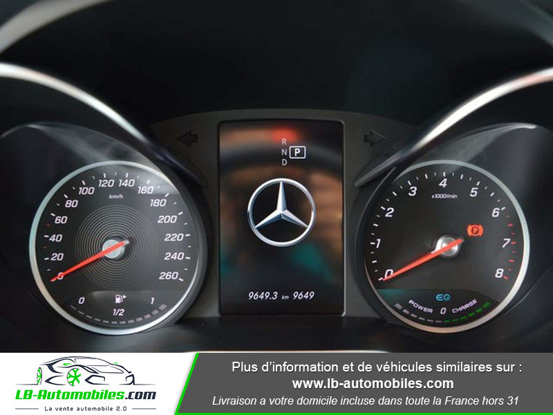 Mercedes GLC 300 e EQ POWER 9G-Tronic 4Matic Gris occasion à Beaupuy - photo n°9