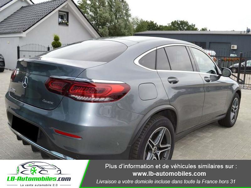Mercedes GLC 300 e EQ POWER 9G-Tronic 4Matic Gris occasion à Beaupuy - photo n°5