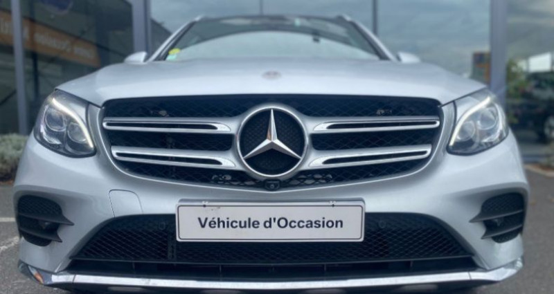 Mercedes GLC 350 D 258CH FASCINATION 4MATIC 9G-TRONIC  occasion à Grezac - photo n°4