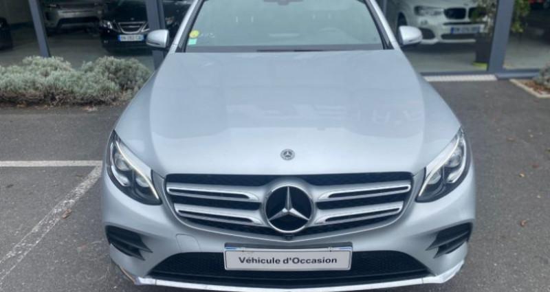 Mercedes GLC 350 D 258CH FASCINATION 4MATIC 9G-TRONIC  occasion à Grezac - photo n°5