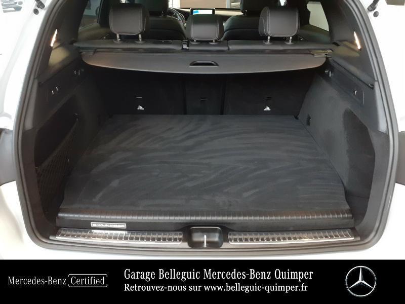 Mercedes GLC 350 e 211+116ch Fascination 4Matic 7G-Tronic plus Argent occasion à QUIMPER - photo n°12