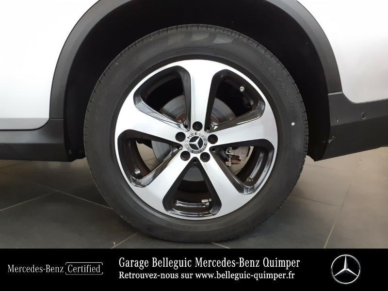 Mercedes GLC 350 e 211+116ch Fascination 4Matic 7G-Tronic plus Argent occasion à QUIMPER - photo n°16