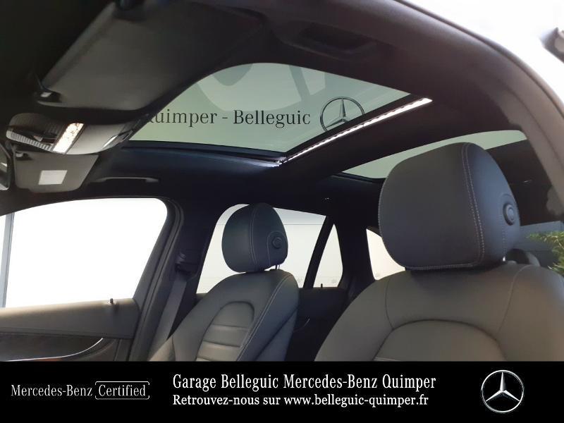 Mercedes GLC 350 e 211+116ch Fascination 4Matic 7G-Tronic plus Argent occasion à QUIMPER - photo n°20