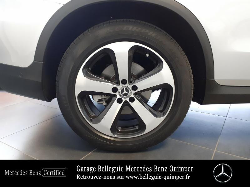 Mercedes GLC 350 e 211+116ch Fascination 4Matic 7G-Tronic plus Argent occasion à QUIMPER - photo n°13