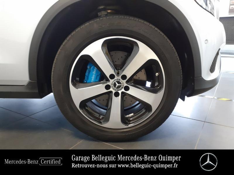 Mercedes GLC 350 e 211+116ch Fascination 4Matic 7G-Tronic plus Argent occasion à QUIMPER - photo n°14
