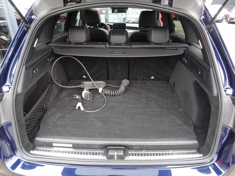 Mercedes GLC 350 e 211+116ch Fascination 4Matic 7G-Tronic plus Bleu occasion à Barberey-Saint-Sulpice - photo n°17