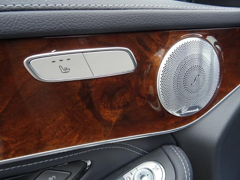 Mercedes GLC 350 e 211+116ch Fascination 4Matic 7G-Tronic plus Bleu occasion à Barberey-Saint-Sulpice - photo n°8