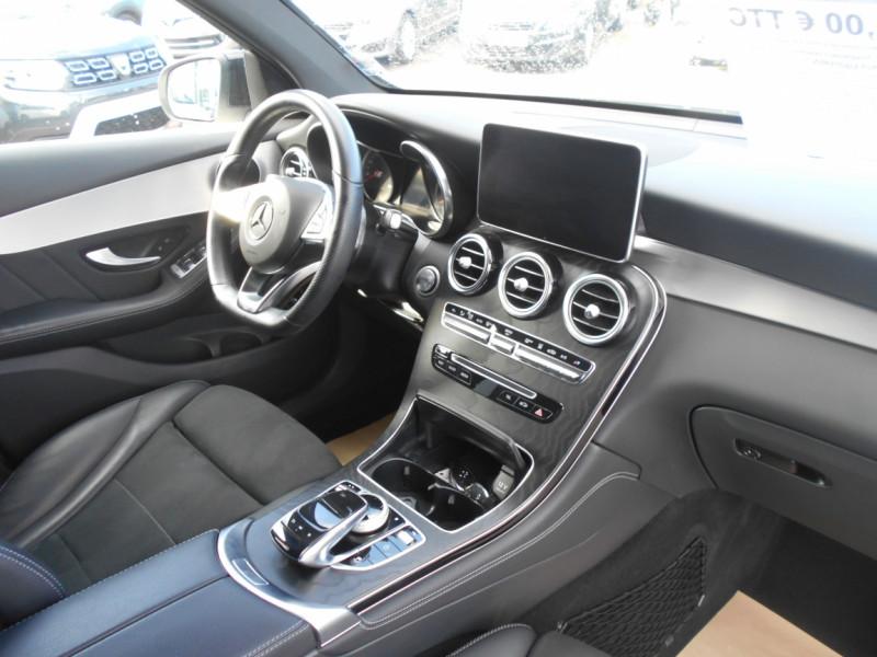 Mercedes GLC 350 e 7G-DCT 4Matic Sportline Blanc occasion à Bessières - photo n°6