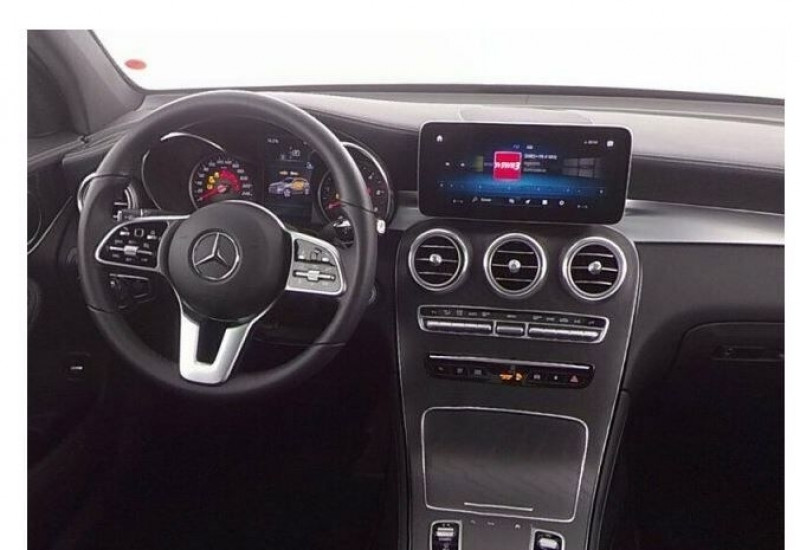 Mercedes GLC 400 D 330CH AMG LINE 4MATIC 9G-TRONIC Noir occasion à Villenave-d'Ornon - photo n°3