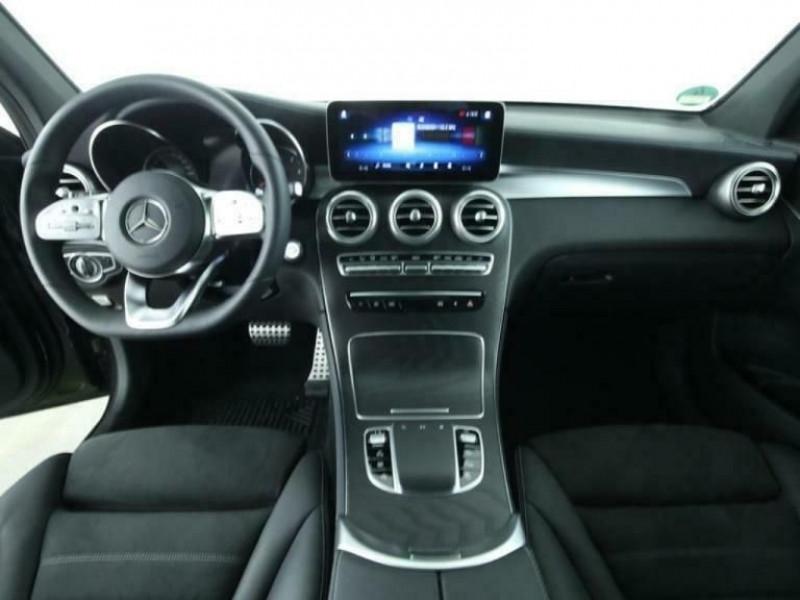 Mercedes GLC 400 D 330CH AVANTGARDE LINE 4MATIC 9G-TRONIC Gris occasion à Villenave-d'Ornon - photo n°6