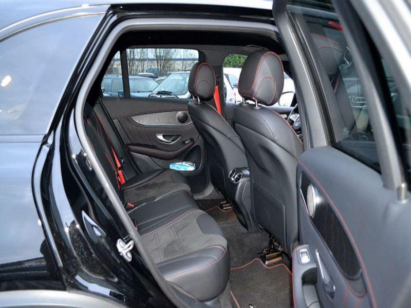 Mercedes GLC 43 4 Matic AMG Noir occasion à Beaupuy - photo n°5