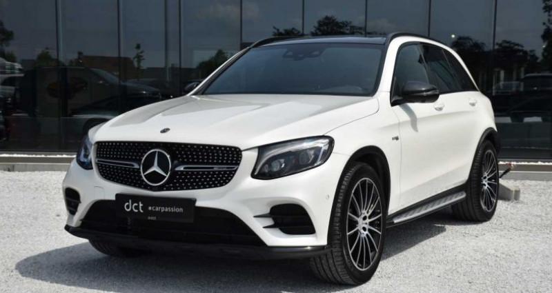 Mercedes GLC 43 AMG PANO AIRMATIC NIGHT AHK ACC Blanc occasion à Wielsbeke
