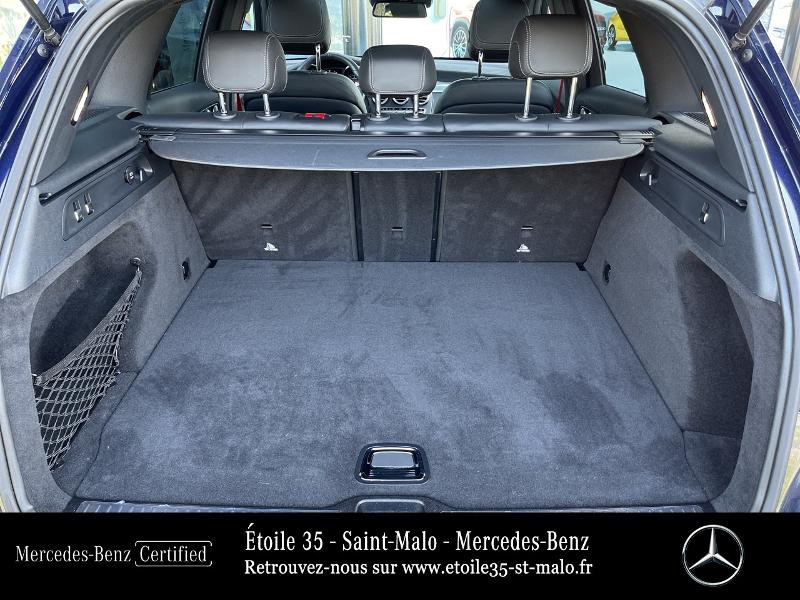Mercedes GLC 63 AMG 476ch 4Matic+ 9G-Tronic Euro6d-T Bleu occasion à SAINT-MALO - photo n°13