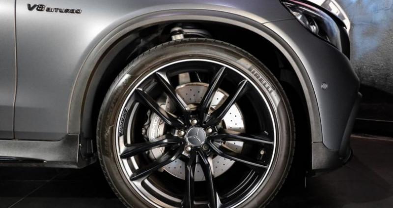 Mercedes GLC 63 AMG 4MATIC+ 38CV BVA9 Gris occasion à CANNES - photo n°6