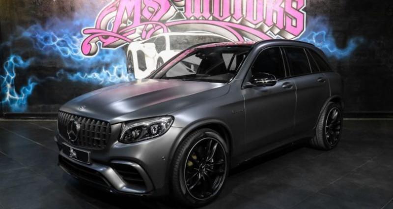 Mercedes GLC 63 AMG 4MATIC+ 38CV BVA9 Gris occasion à CANNES
