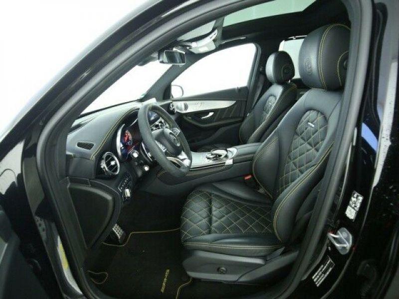 Mercedes GLC 63 S AMG 4 Matic Edition 1 Noir occasion à Beaupuy - photo n°4