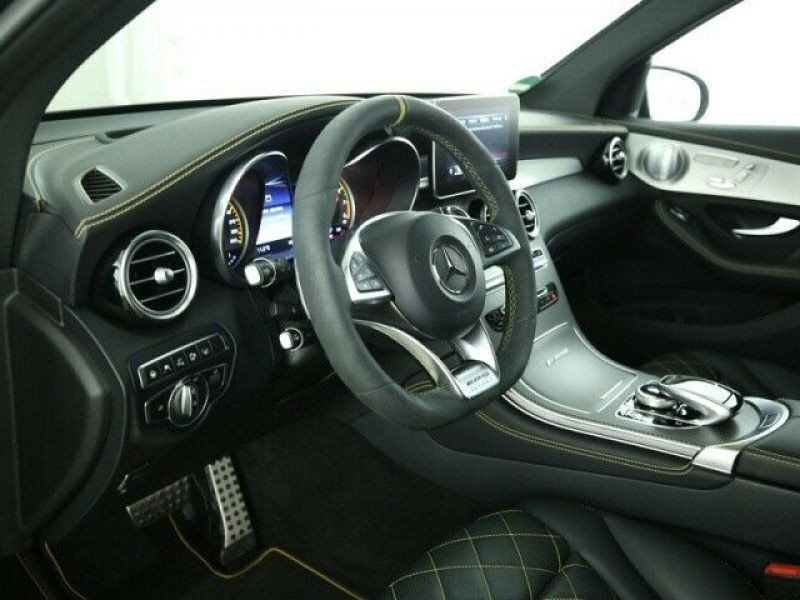 Mercedes GLC 63 S AMG 4 Matic Edition 1 Noir occasion à Beaupuy - photo n°5