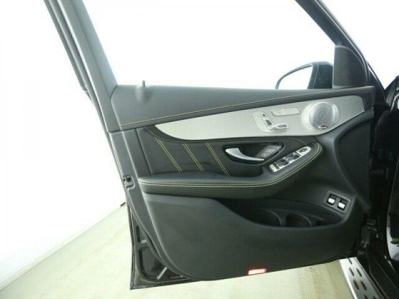 Mercedes GLC 63 S AMG 4 Matic Edition 1 Noir occasion à Beaupuy - photo n°8