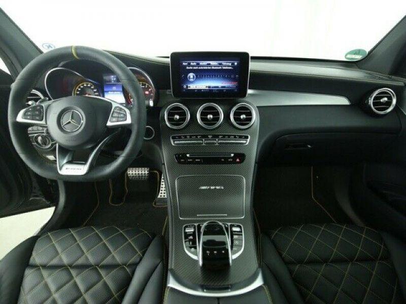 Mercedes GLC 63 S AMG 4 Matic Edition 1 Noir occasion à Beaupuy - photo n°2