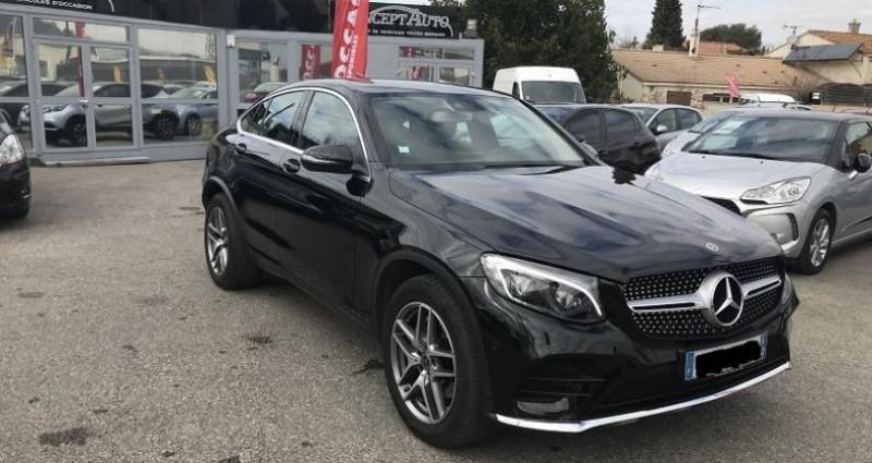 Mercedes GLC AMG Noir occasion à Les Pennes-Mirabeau