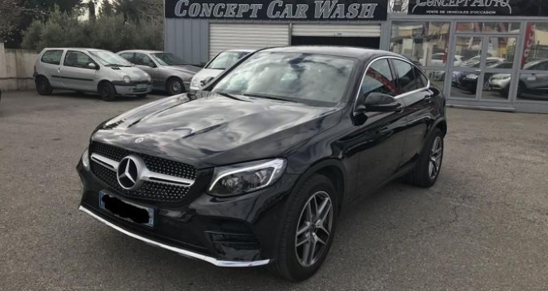 Mercedes GLC AMG Noir occasion à Les Pennes-Mirabeau - photo n°2