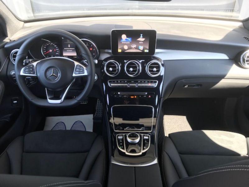 Mercedes GLC Coupé 220 d 4 Matic AMG Noir occasion à Beaupuy - photo n°2