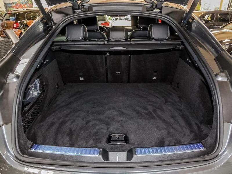 Mercedes GLC Coupé 220 d 4 Matic AMG Gris occasion à Beaupuy - photo n°8
