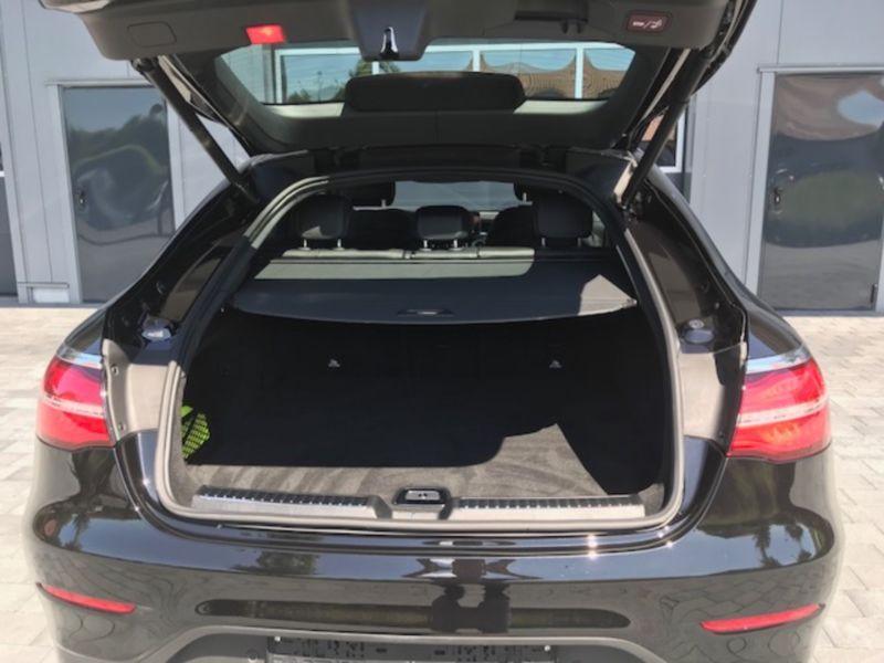 Mercedes GLC Coupé 220 d 4 Matic AMG Noir occasion à Beaupuy - photo n°8