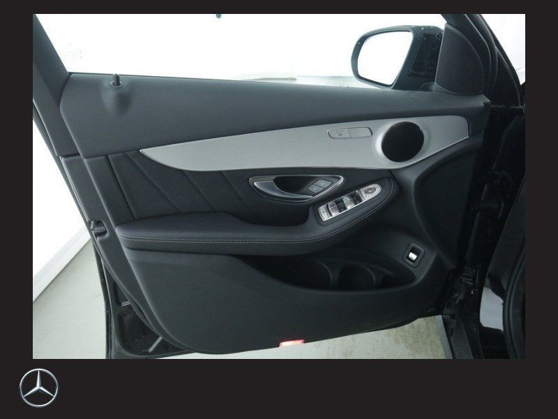 Mercedes GLC Coupé 250 d 4 Matic AMG Noir occasion à Beaupuy - photo n°8