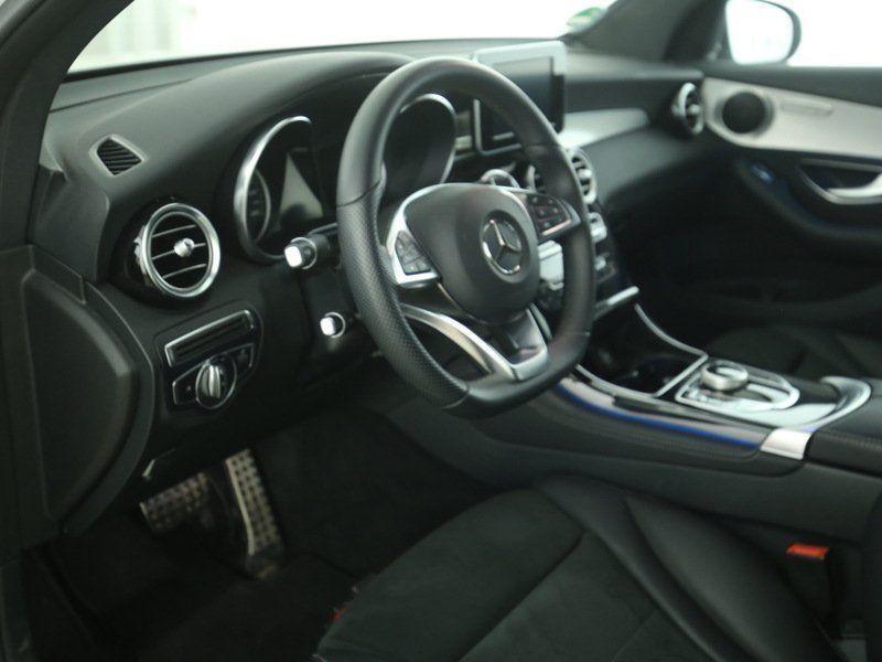 Mercedes GLC Coupé 250 d 4 Matic AMG Blanc occasion à Beaupuy - photo n°7