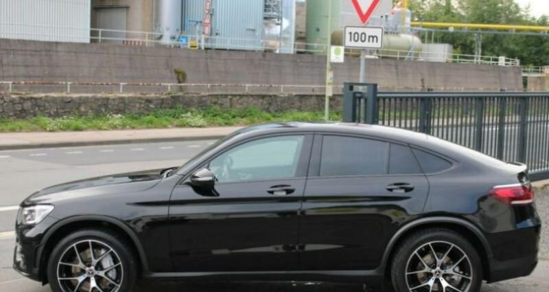 Mercedes GLC Coupe 300 d 4Matic Noir occasion à Boulogne-Billancourt - photo n°7