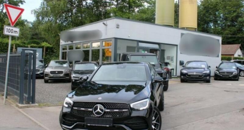 Mercedes GLC Coupe 300 d 4Matic Noir occasion à Boulogne-Billancourt - photo n°4